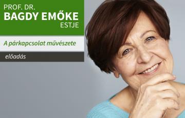 Prof. Dr. Bagdy Emőke - A párkapcsolat művészete